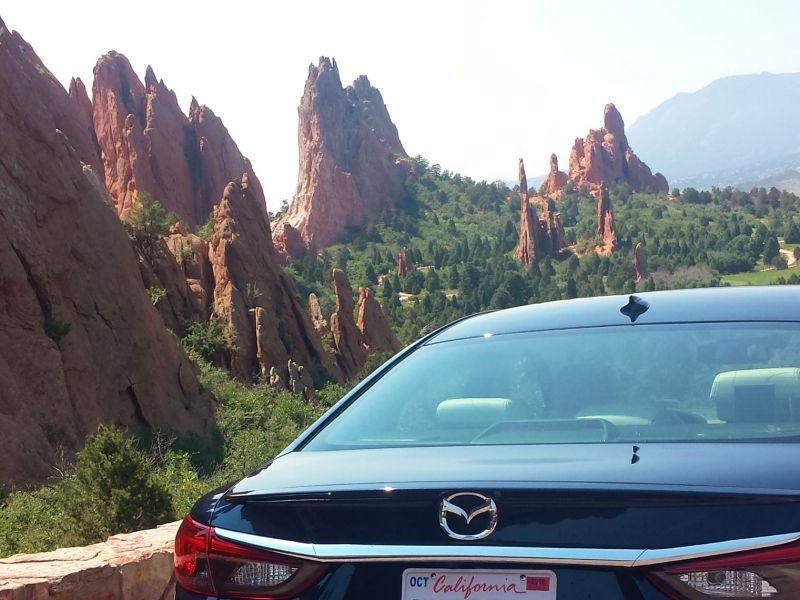Mazda6 i Grand Touring Review