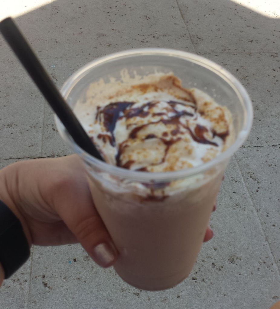 S'mores Shake - Disney Beaches & Cream Soda Shop