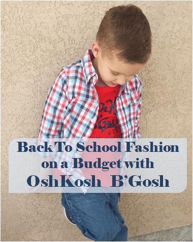 OshKosh Back To School