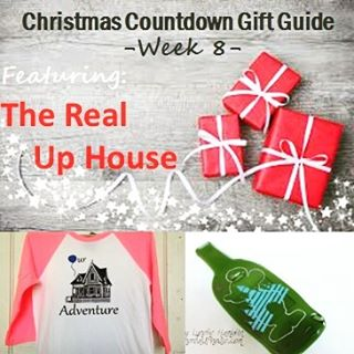 Christmas Gift Guide Countdown – Week 8 – Featuring: TheRealUpHouse.com