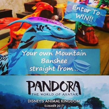 Pandora Banshee Giveaway! ontheblog linkinbio visitPandora