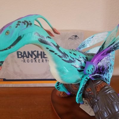 Disney 'Pandora – The World of Avatar' Banshee Giveaway!