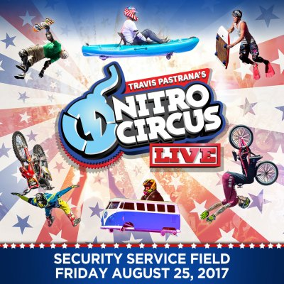 Win 2 Tickets to NITRO CIRCUS LIVE!! #NITROCIRCUS