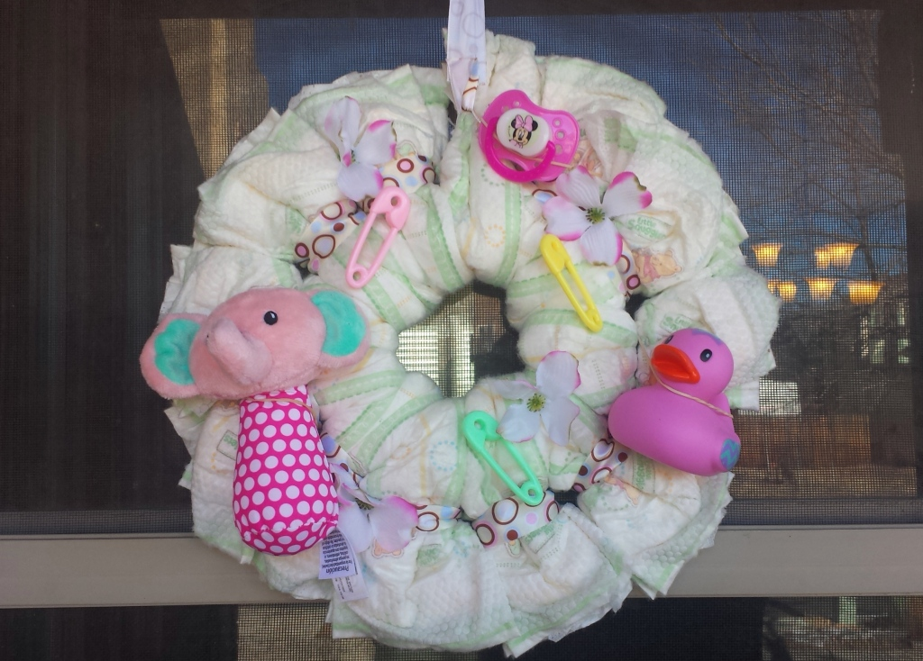 Easy Step By Step Diaper Cake Instructions Motherhood Beyond