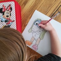 Disney Countdown Printable With Slinky Dog