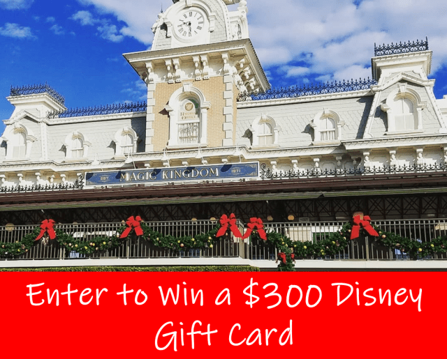 The 12 Blogs of Disney Christmas Giveaway - Over The Top Mommy