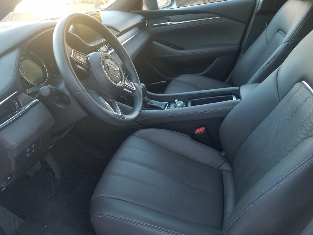 2018 Mazda6 Review