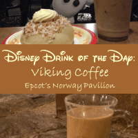 Disney Drink of the Day: Viking Coffee