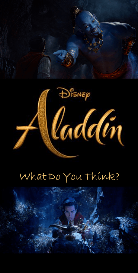 Disney's new Aladdin