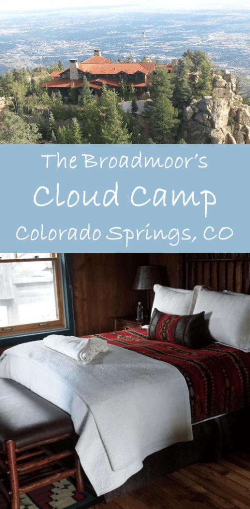 The Broadmoor's Cloud Camp