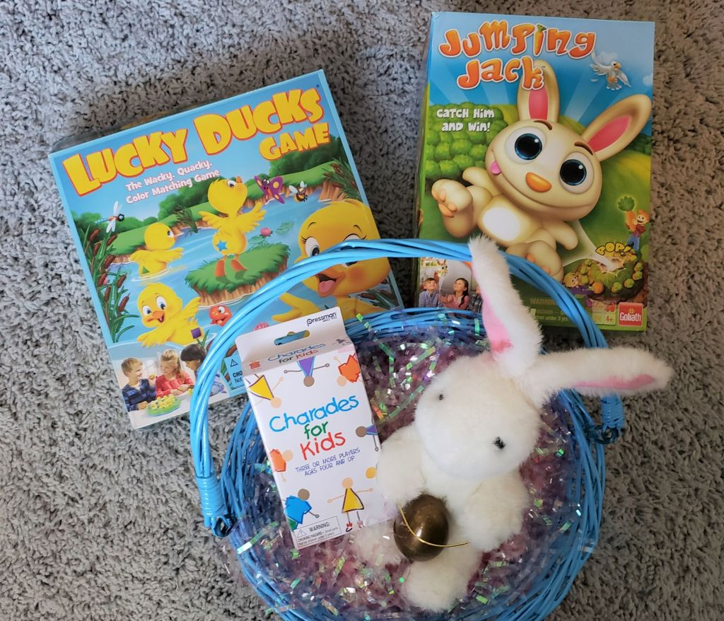 Easter Gift Games