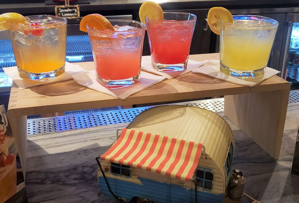 Great Wolf Lodge Summer Drinks