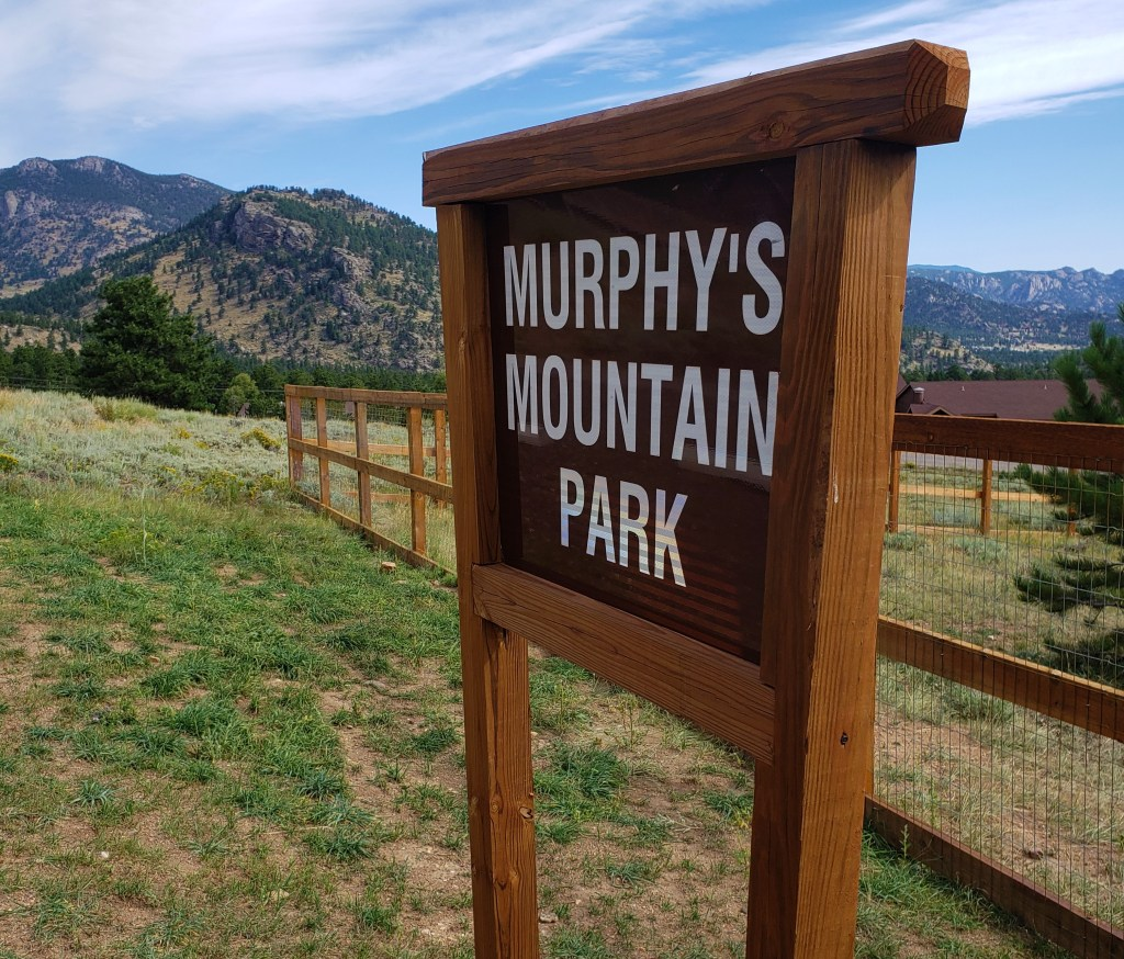 Murphy's Dog Park YMCA of the Rockies