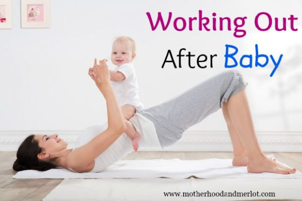 exercising after c-section