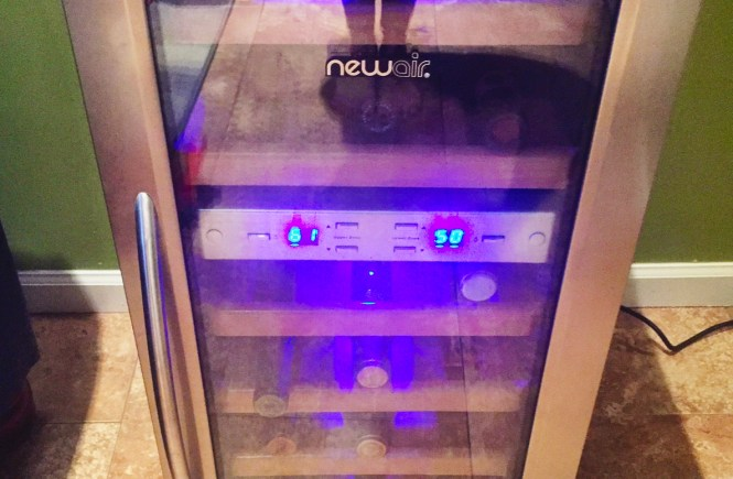 new air wine cooler