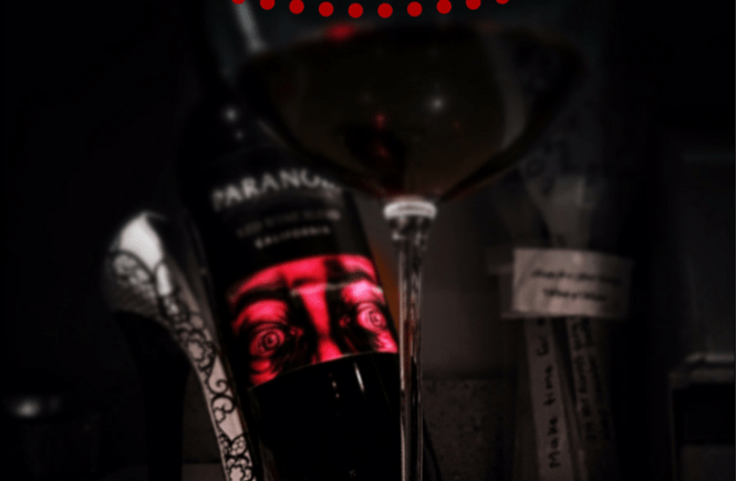 paranoia red blend