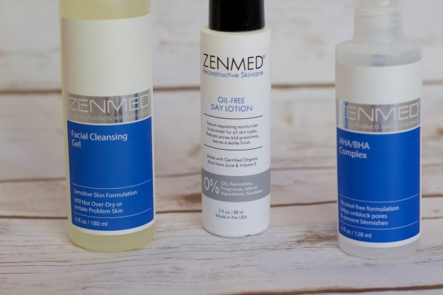 Need some new products to give yourself an updated spring skincare routine? Check out this review of some amazing products from ZENMED.