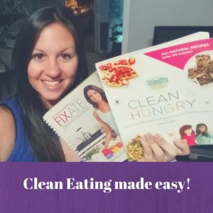 Clean Eating made easy!