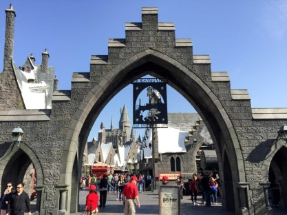 HP entrance