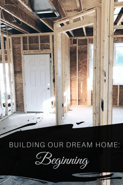 Building Our Dream Home