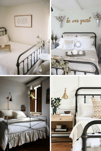 GUEST BEDROOM FARMHOUSE INSPIRATION