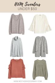 H&M Sweaters Under $50