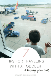 How to Travel with a Toddler & Keep Your Cool