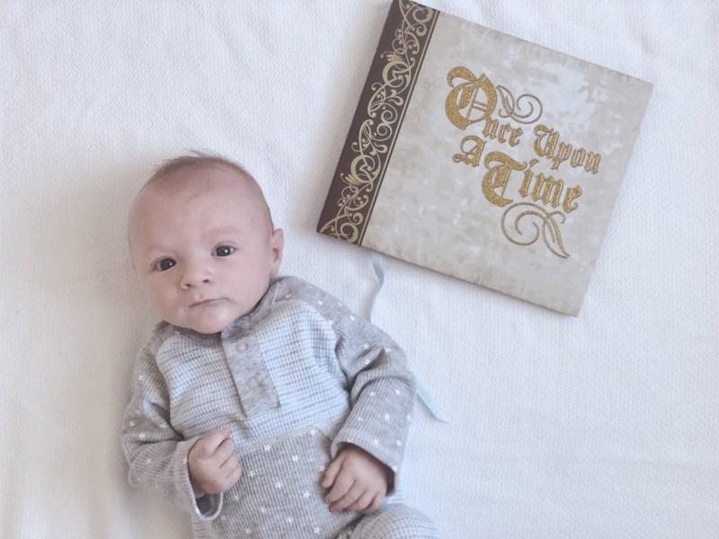 fairytale baby book elliott