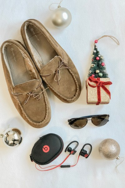 Holiday Gift Ideas for Men || Motherhood in May