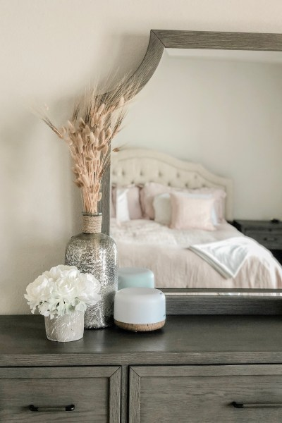 Master Bedroom Inspiration || Motherhood in May