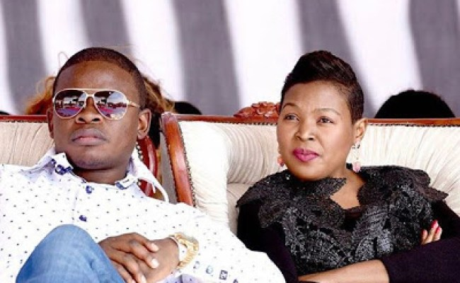 Wife Of Wealthy Malawi Pastor Prophet Bushiri Publicly