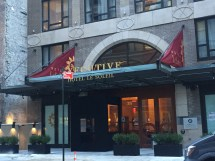 Hotel Le Soleil In Nyc Offers Warm Inviting Repite