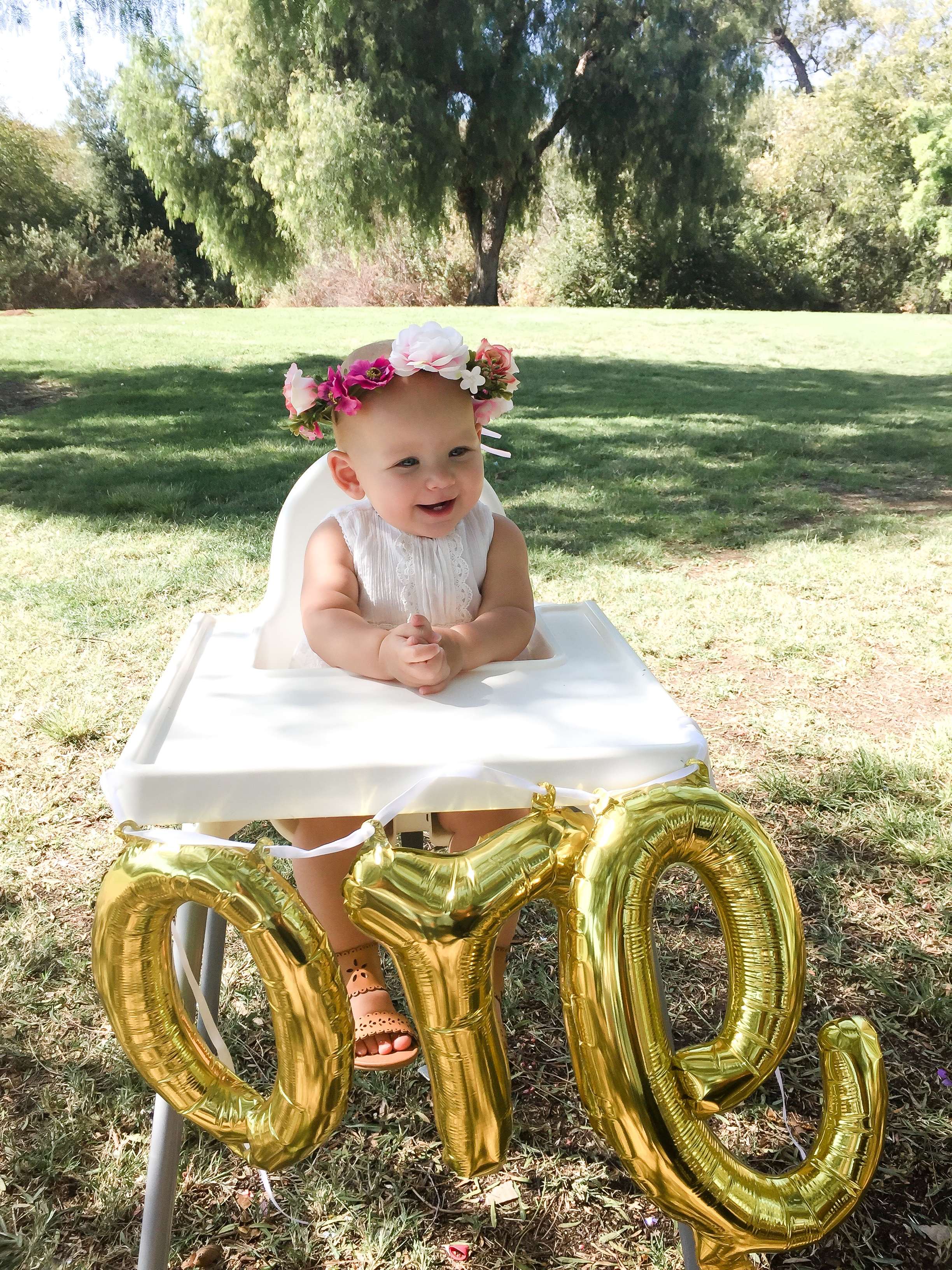 Lily Ray's Enchanted 1st Birthday Party
