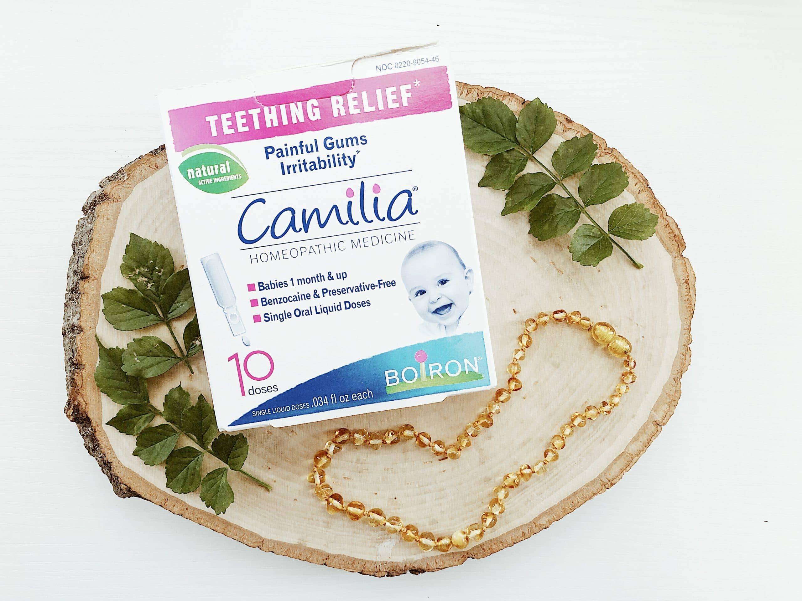 My 3 Favorite Natural Teething Remedies