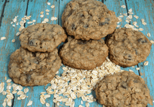 Peanut Butter Chocolate Chip Lactation Cookies-simplisticallyliving