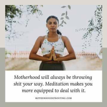 How to Start Meditating Instagram Post