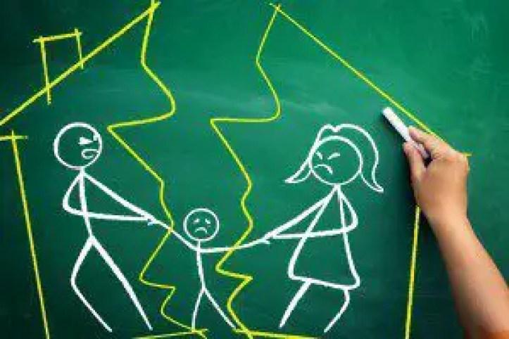 Divorce with children, parenting