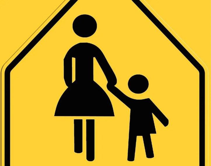 Single mum, single mom, parenthood