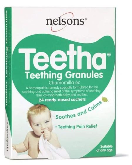 nelson's teetha