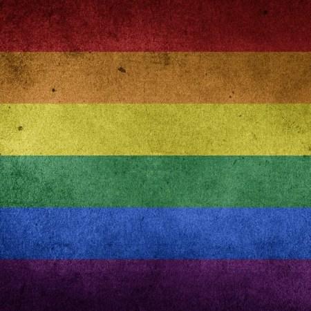 LGBTQ military mum