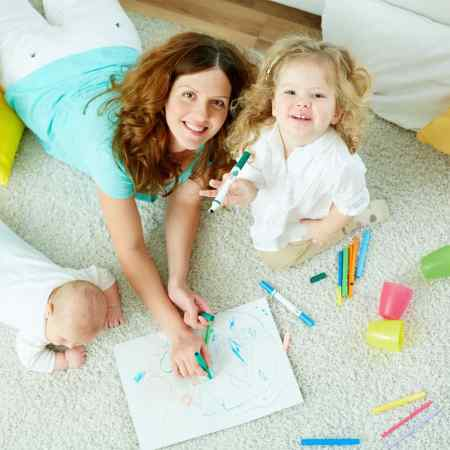 encourage creativity in your child