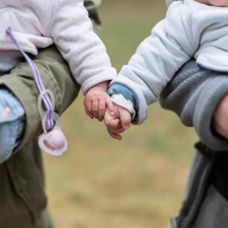 share parenting duties