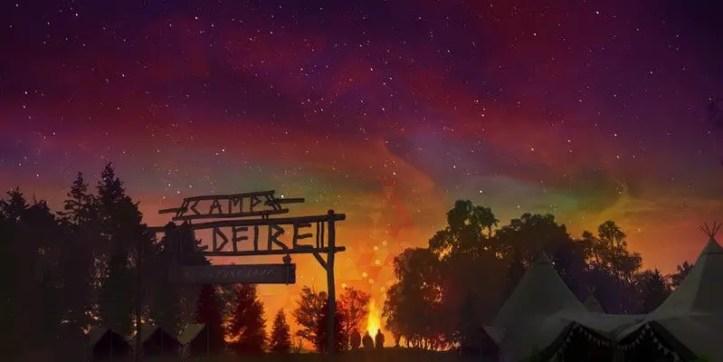 camp wildfire festival
