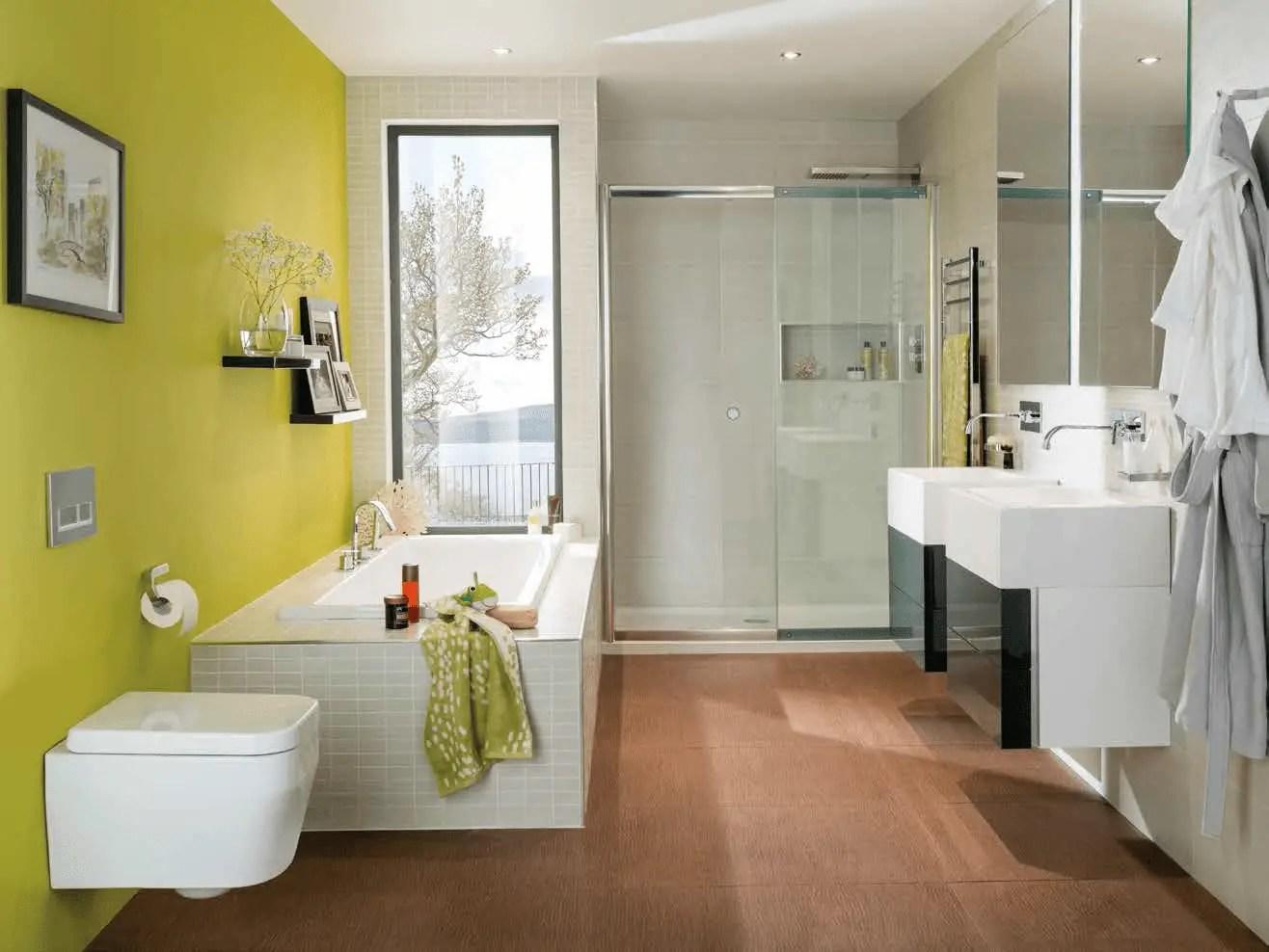 Creating the perfect family bathroom — Motherhood: The ...