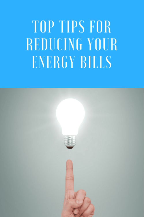 reducing your energy bills