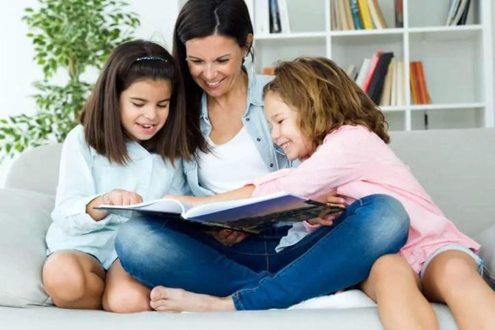 usefulness of storytime for children