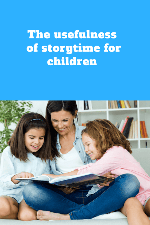 The usefulness of storytime for children
