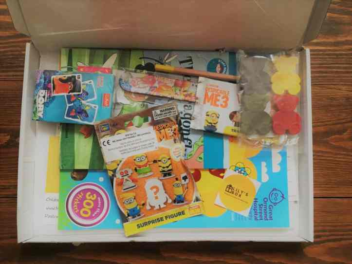 Review: Fred's Box subscription box review