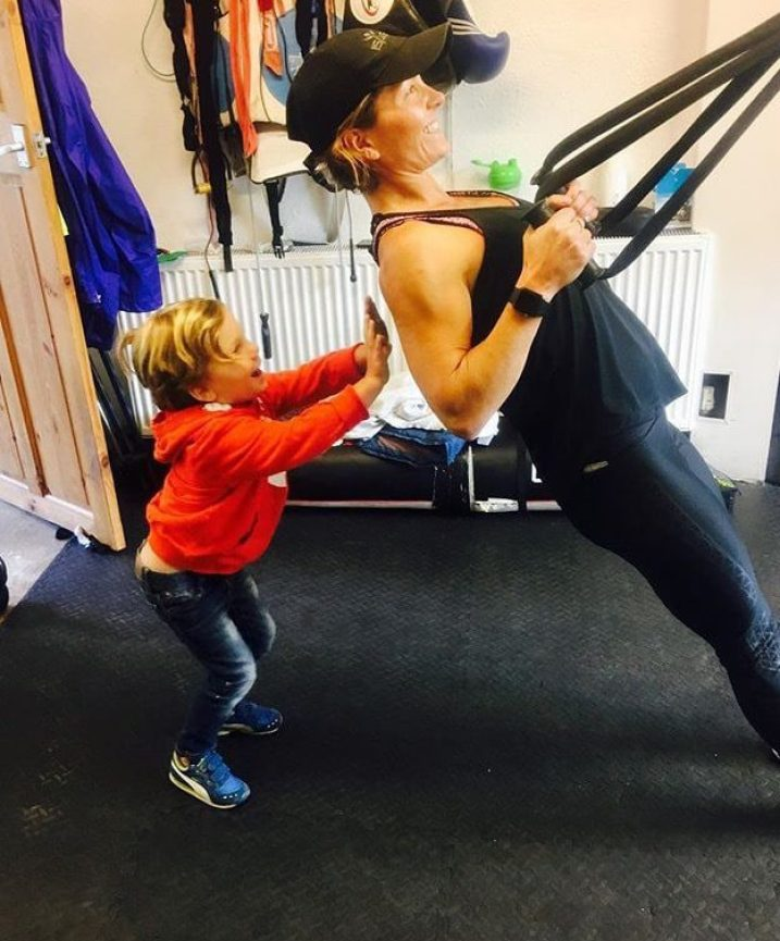 workouts for mums and kids