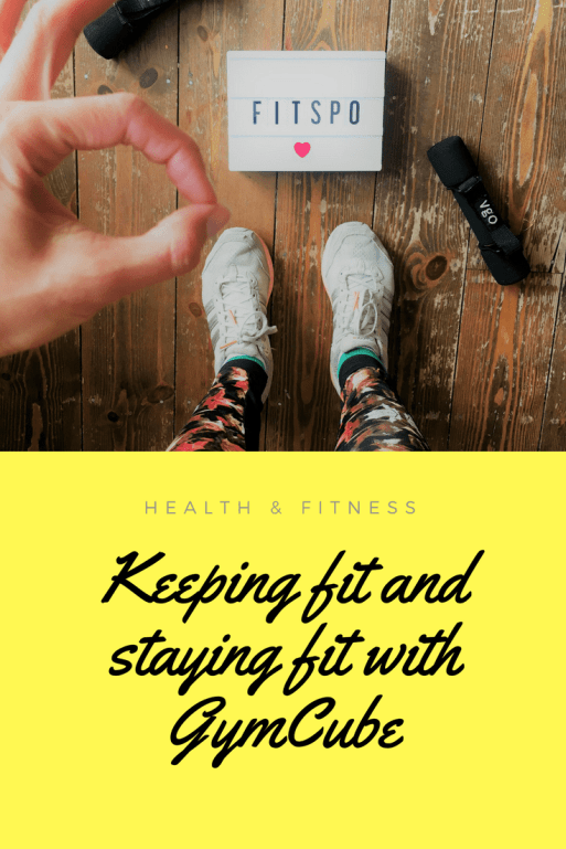 Health & fitness: Getting fit and staying fit with GymCube
